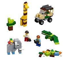 LEGO Bricks & More Safari Building Set 4637 by LEGO. $15.89. Download additional building instructions at creative.lego.com. A great safari theme featuring a male and female minifigure, 4 wheels, steering wheel, windshield, flowers, camera, suitcase and assorted basic elements. Includes easy-to-follow building instructions and inspirational ideas. Collect the other themed building sets: 4636 LEGO® Police Building Set, 5929 LEGO® Castle Building Set and 5930 LEGO® Road Co...