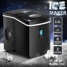 3.2L Home Portable Ice Maker Machine