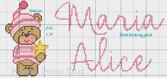 Cross Stitch Baby, Ann, Bullet Journal, Female Names, Cross Stitch Alphabet, Baby Girls, Lord, Baby Things, Names