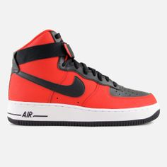 a962520d2e Keep it OG fresh with the Nike Air Force 1 High (University Red Black).  VILLA