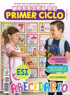 Maestra de Primer Ciclo N° 243 Alphabet, Preschools, School, Monthly Calendars, School Starts, Teacher Stuff