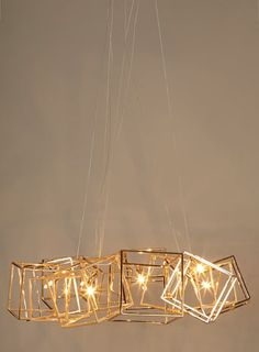 Dexter 9 light cluster - ceiling lights  - Home, Lighting & Furniture