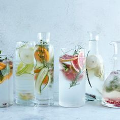 Citrus-Infused Water