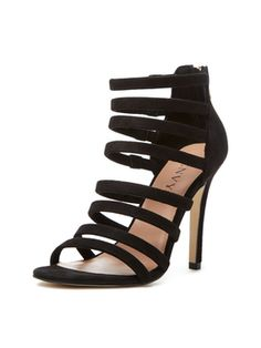 Perry Tubular Strap Sandal from Girls' Night Out on Gilt