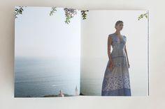 2016 Le Sirenuse Positano lookbook sneak peak #Positano #Fashion #Womens #Italy