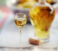 Limoncello - takes 2 months to prepare so if you want it for a special occasion, start soon.
