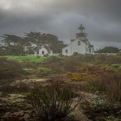 """""""California summer with @gettyphotography Point Pinos Lighthouse Pacific Grove"""