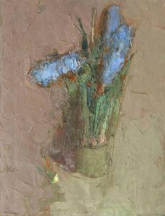 Olga Geoghegan, Spring Hyacinths