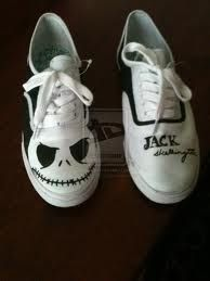 jack skellington shoes