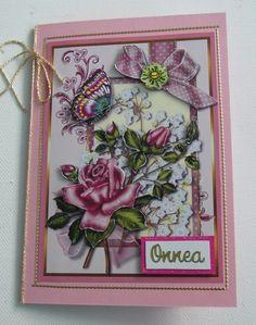 Kortti #15 / Greeting card by Miss Piggy