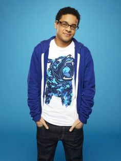 """TYLER FORD (@tywrent) is a 21-year-old multi-racial transgender contestant on The Glee Project's second season. Tyler, a student at Vanderbilt University, has been performing for 11 years and lists his biggest musical influences as Lady Gaga and Sia. He said in an interview with GLAAD, """"The show is lacking in the """"BTQ"""" half of """"LGBTQ,"""" but hopefully I can add some spice there! I would definitely love to see more trans* and queer characters - especially people of color."""""""