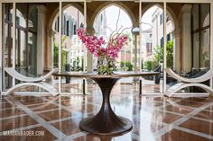 Location: Hotel Centurion Palace - Venice - https://www.facebook.com/CenturionPalaceAntinoosRestaurant?fref=ts  Shooting: Couture Hayez  Foto: Marian Bader Duven / Photographe's Assistant Daniel Zihlmann/