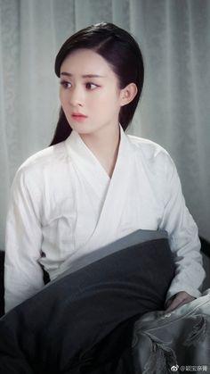 Japonese Girl, Zhao Li Ying, Ancient Beauty, Beautiful Dream, Oriental Fashion, Ancient China, Chinese Actress, Asian Actors, Asian Beauty