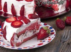 Simply Delicious Strawberry Cake Recipe!