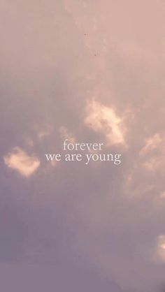 BTS · Young Forever · Wallpaper