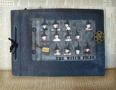 the witch files by k hurst, via Flickr