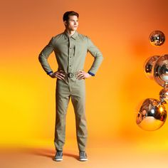 Way to go Tom Dixon, You just created the least attractive line of clothing in history. Cheers! Overall Tech Chrome F12