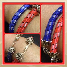 Bungee Cord Bracelets... By Rosie H. Creations