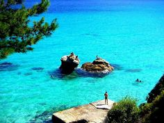 #Explore #Macedonia:  - Thassos island - Travel Destinations