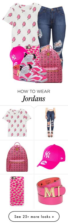 """."" by clinne345 on Polyvore featuring MCM and Casetify"