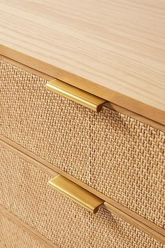 Slide View: Wallace Cane and Oak Sideboard Hanging Furniture, Cane Furniture, Rattan Furniture, Modern Furniture, Furniture Design, Futuristic Furniture, Plywood Furniture, Chair Design, Design Design