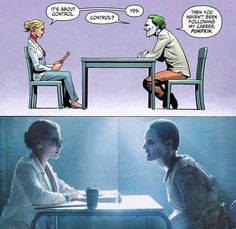 Harley & The Joker Christian Bale, Marvel Vs, Marvel Dc Comics, Dc Comics Peliculas, Suicide Squad, Der Joker, Dc Movies, Joker And Harley Quinn, Dc Heroes