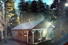 HI-Mosquito Creek Wilderness Hostel in Banff National Park, AB