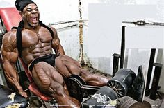 Kai Greene MuscleUp Bodybuilding. ~ mikE™