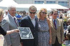 Rock 'n' roll legend Steve Winwood and Funk Brothers bassist Bob Babbitt received their stars on Nashville's Walk of Fame in June 2012