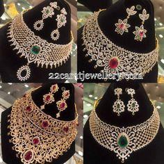 Jewellery Designs: indian wedding jewellery