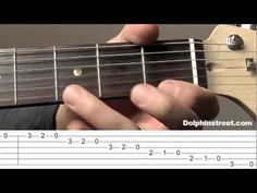 "Rockabilly Lesson - Fast Lick ""Run Off"""