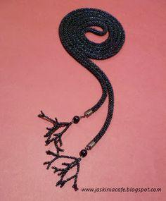 Black Arcana - lariat, Toho and onyx