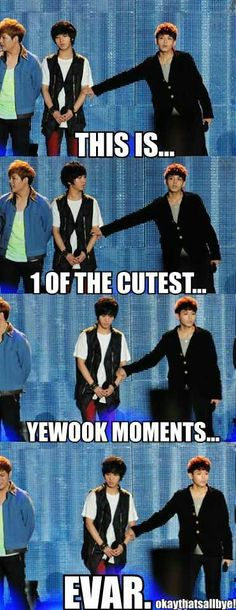 so adorable! >w< - Ryeowook & Yesung Yesung, Heechul, Kim Ryeowook, Super Junior Kpop, Super Junior Funny, Bts Memes, Astro Sanha, Day6 Sungjin, Choi Siwon