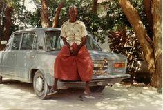 Guardìa in Mogadishu, 1986; foto fabiovincenti.