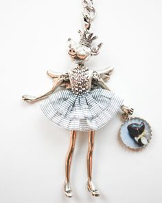 charlotteforshine: NOW IN: SERVANE GAXOTTE DOLL NECKLACES