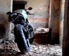 KingBike Ducati - via The Bike Shed