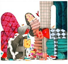 Illustrations by Marion Arbona.