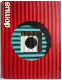 Domus magazine Maggio 1966 438
