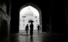 TTM106: https://flic.kr/p/goZ9Br | Taj Mahal - Agra - India ||Team - www.visitheritageindia.com