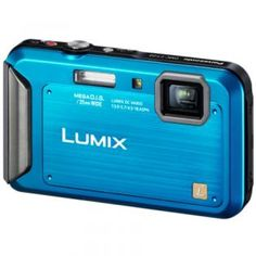 NUOVO!!!  Panasonic Lumix DMC-FT20