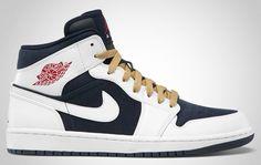 "Air Jordan 1 Phat ""Olympic"" | KicksOnFire"