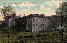 Women's Prison, Auburn Prison, NY