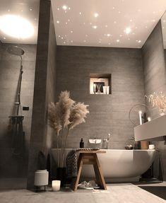 Useful Walk-in Shower Design Ideas For Smaller Bathrooms – Home Dcorz Best Bathroom Designs, Bathroom Trends, Diy Bathroom Decor, Modern Bathroom Design, Bathroom Interior Design, Modern Interior Design, Small Bathroom, Bathroom Ideas, Master Bathroom