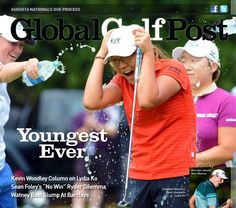 8/27/12 - Must Read Monday: Lydia Ko Becomes Youngest Ever Winner In LPGA History
