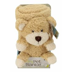 "Animal Adventure My Pet Blankie Original Stuffed Bear- Horton -  Animal Adventure - Toys""R""Us"