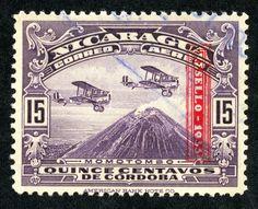 1936 Nicaragua Air Post