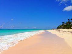 Elbow Beach, Bermuda, beach, island, travel