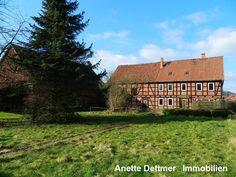 ZU KAUFEN: Resthof in Alfeld OT Föhrste. Weitere Informationen und Angebote unter: www.dettmer-immobilien.de
