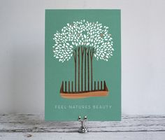 Brightwood by Jimmy Gleeson, via Behance