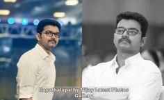 Ilayathalapathy Vijay Latest Photos Gallery